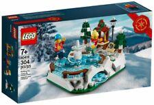 Lego 40416 Ice Skating Rink, Brand New Sealed, Lot #3
