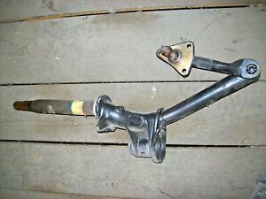 PIAGGIO APE MP 500 - MP 550 FORCELLA ORIGINALE 128017