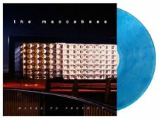 The MACCABEES - Marks To Prove It - LP BLUE Vinyl - New & Sealed !