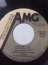 "RARE OHIO MODERN SOUL 45/ SHERMAN AYRES ""DREAMIN MAN"" / ""MUSIC""    HEAR!"