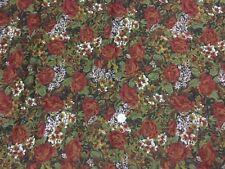 Liberty Vintage  Floral  Varuna wool fabric 140cm x 90 -93 cm