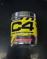 Cellucor C4 Original Pre Workout 60 Servings Fruit Punch . Exp.8/22