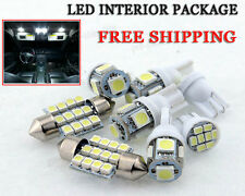 Premium 6K White Interior LED Lights Package Bulb SMD For Lexus IS250 IS350 ISF