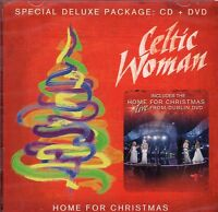 Celtic  Woman Home For Christmas - Live From Dublin DVD & CD Boxset