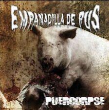 Empanadilla de Pus - Puercorpse CD 2013 [Napalm Death, Carcass, Repulsion, DRI]