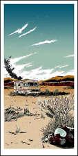 """Breaking Bad """"IL CUOCO"""" Schermo Stampa Poster dal Mondo artista TIM Doyle S/N/700"""
