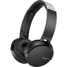 Sony Mdrxb650btb Extra Bass Bluetooth Wireless Headphones - Black