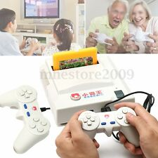 FC Nes TV Video Game Console 8 Bit Games Retro Gamepads w/ 500 Games Play Cards