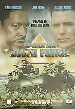 Operation Delta Force DVD Ernie Hudson, Jeff Fahey Rob Stewart ACTION MOVIE