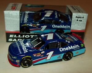 Elliott Sadler 2017 One Main Financial #1 Xfinity JR Camaro 1/64 NASCAR Diecast