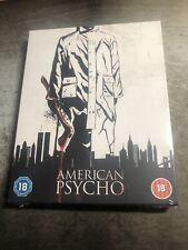American Psycho 4K Ultra Hd + Blu-ray Steelbook Zavvi