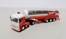 Albedo / Herpa Volvo Tank-Sattelzug Coca Cola 1/87