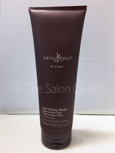 Neal & and Wolf Ritual Daily Cleansing Shampoo 250ml