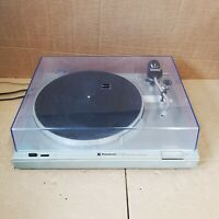 Vintage Panasonic SL H302 (Technics) Record Player Turntable *Read Description*
