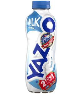 Yazoo Vanilla Milkshake, 10 x 400ml New with Free Delivery