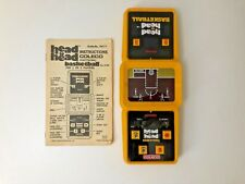 Vintage Coleco Head to Head BASKETBALL Electronic Handheld Arcade Game 1980