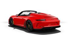 Porsche 991 Speedster Verdeckkastendeckel EU Deckel Verdeck CARBON Klappe Heck