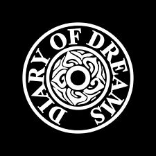 Diary of Dreams (Band, Vinyl, Sticker, Decal, Goth, Darkwave, Industrial)