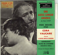 BOF UNE AUSSI LONGUE ABSENCE CORA VAUCAIRE GEORGES DELERUE FRENCH ORIG EP OST