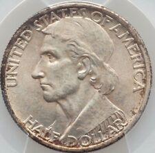 1935/34 Boone Commemorative Silver Half Dollar PCGS EYE CANDY GEM RARE IN MS67