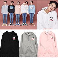 Kpop Winner Cap Hoodie Sweatershirt Unisex Sweater Pullover Coat Seung Yoon OST