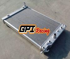 FOR CHEVY CORVETTE Z06 C5 350 5.7L V8 A/T 97-2004 ALUMINUM RADIATOR 56MM
