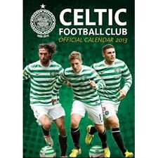 Celtic FC 2013 Calendar Officially licensed product new Hoops SPL Scotland