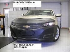Lebra Front End Mask Bra Fits 2014-2019 Chevy Impala w/ Fwd Collision sensor