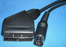 5m Monitor Lead/Cable for Acorn BBC B Micro 6Pin DIN to TV/Monitor RGB Scart
