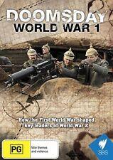 Doomsday - World War 1 - New/Sealed DVD Region 4