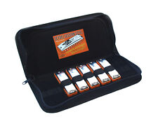 Seydel SESSION STEEL REED 5 Harmonica Set & Case