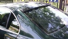 E 39 5 Series REAR WINDOW SPOILER ROOF EXTENSION SUN GUARD Cover Trim M5 Lip