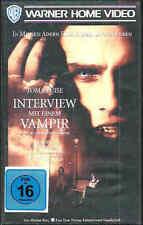 INTERVIEW MIT EINEM VAMPIR VHS WARNER BROS VIDEO