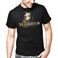 Mallorca Party Crew Malle Urlaub Party Sprüche Geschenk Lustig Comedy T-Shirt