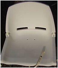 FAUTEUIL PLIANT PVC BLANC NEUF