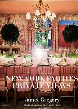 NEW YORK PARTIES PRIVATE VIEWS BY JAMEE GREGORY *SIGNED*FIRST ED*