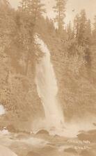 Postcard Mill Creek Falls Photograph