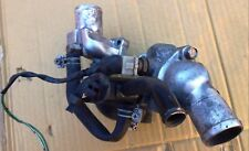Datsun Nissan CD17 water outlet Thermostat housing