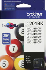 Brother - LC201 Ink Cartridge - Black