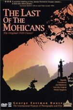 The Last of the Mohicans (DVD, 2000) Original 1920's classic #217