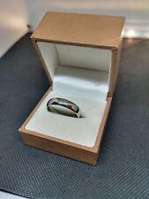 Palladium 950 Wedding Band ring