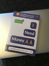 Ultimate Teens Guide to Money - the brilliant book for kids to learn & earn now