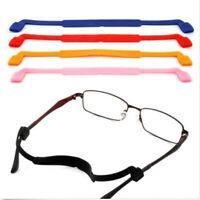 cordon les lunettes de sangle lunettes silicone lunettes de soleil titulaire