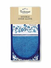 Cooksmart Secret Garden Double Oven Glove, pot holder, kitchen