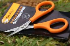 GURU SERRATED BRAID LINE RIG SCISSORS