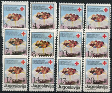 Mint Never Hinged/MNH Postage Yugoslavian Stamps