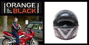 OITNB CO Luschek Matt Peters Screen Used Motorcycle Helmet Multiple Episodes