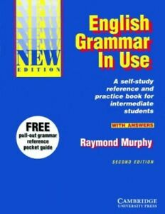 English Grammar in Use With Answers: Reference a... by Murphy, Raymond Paperback