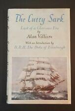 Alan Villiers - The Cutty Sark - Last Of A Glorious Era - hbdj