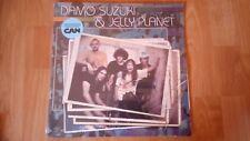DAMO SUZUKI(CAN)/JELLY PLANET 2xLP(PURPLE PYRAMID)SIGNED
